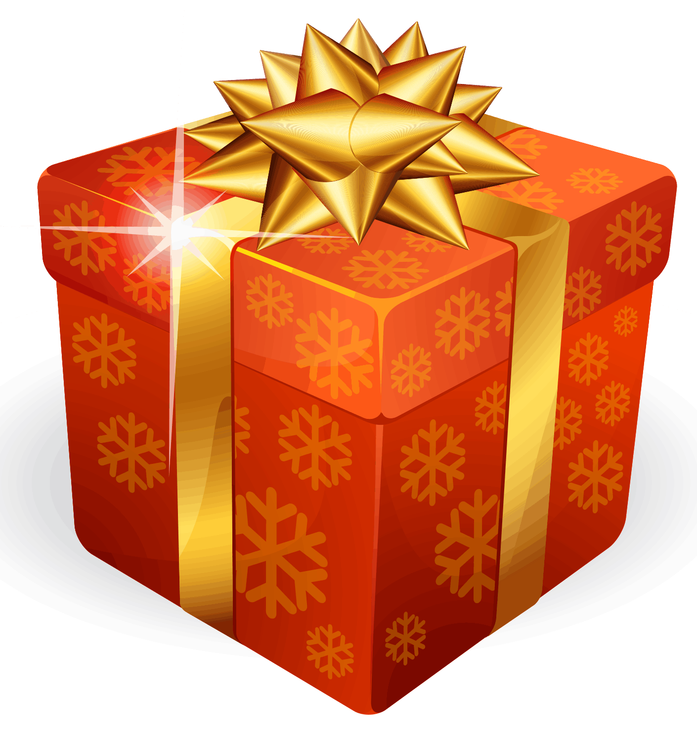 Gift Box Gold : A gift instructors can give students submit your venue
